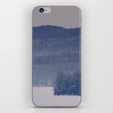 Mountainside iPhone & iPod Skin