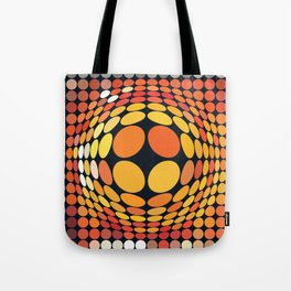 an hour with Victor Tote Bag