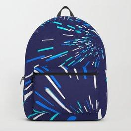 Space Trip 3 Backpack