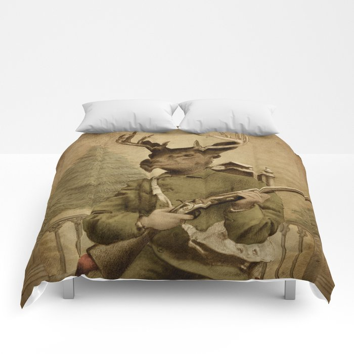 The Deer Hunter  Comforters