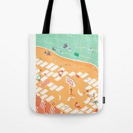 Travel Posters - Algarve Tote Bag