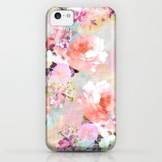 Love of a Flower Slim Case iPhone 5c