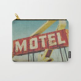 Thrashed Motel Sign Carry-All Pouch