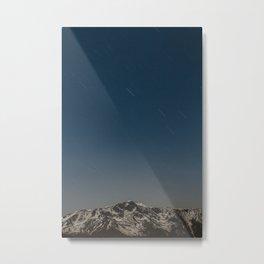 Mt. Tallac Metal Print