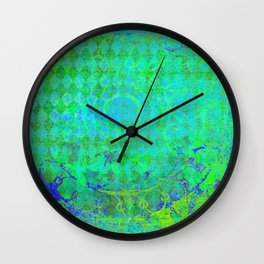 in my heart Wall Clock