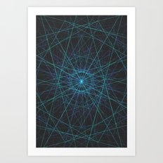 LT7-SINGULARITY Art Print