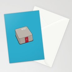 Escape Key Stationery Cards