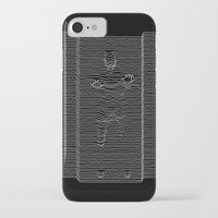 joy division iPhone & iPod Cases featuring Joy Division: Going Solo by The Cracked Dispensary