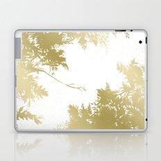 Night's Sky Gold Laptop & iPad Skin