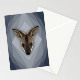 Krazy Kangaroo  Stationery Cards