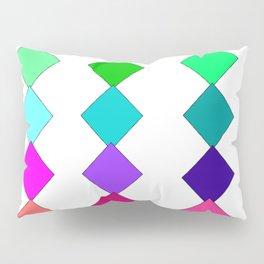 diamonds of color Pillow Sham