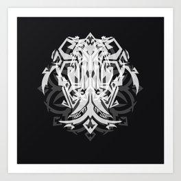 ROH Art Print