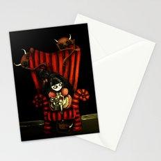 Sunday Night Horrors Stationery Cards