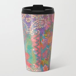 Tracy Porter / Poetic Wanderlust: Good Vibes Only Metal Travel Mug