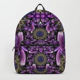 Flowers from paradise in fantasy elegante Backpack