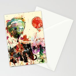 World as One : Human Kind Stationery Cards