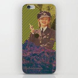 Lady Island iPhone Skin