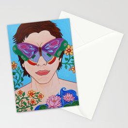 Señor Caos Stationery Cards