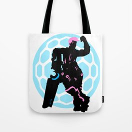 Strong like the Mountain Tote Bag