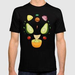 Avocado Mandala T-shirt