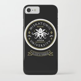 Miskatonic University  iPhone Case