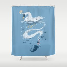 Fishin' Shower Curtain