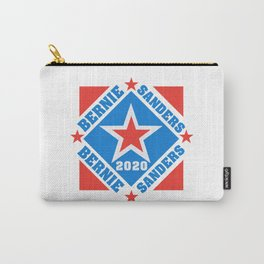 Bernie Sanders 2020 Vote for President Carry-All Pouch