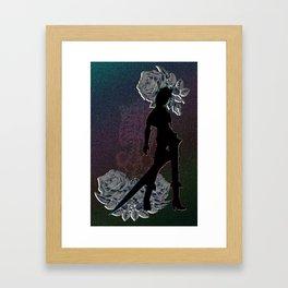 PAIN3 Framed Art Print