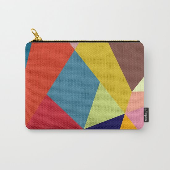 Abstract #277 Carry-All Pouch