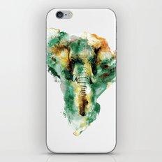 WILD AFRICA iPhone Skin