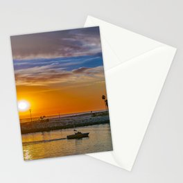 The End of the Day Stationery Cards
