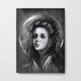 Selena,the moon princess Metal Print