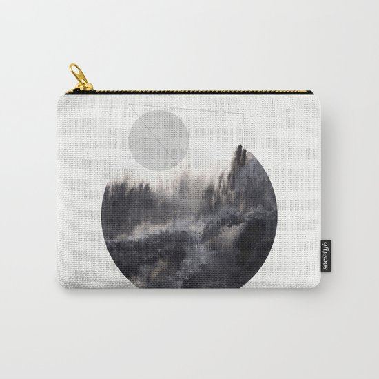 Watercolor S. 04 Carry-All Pouch