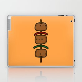 tasty kebab Laptop & iPad Skin