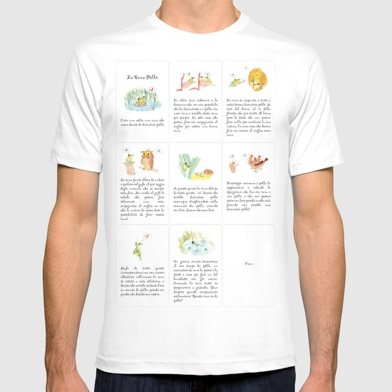 The story of the Chicken Frog T-shirt