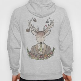 Mr. Deer Hoody