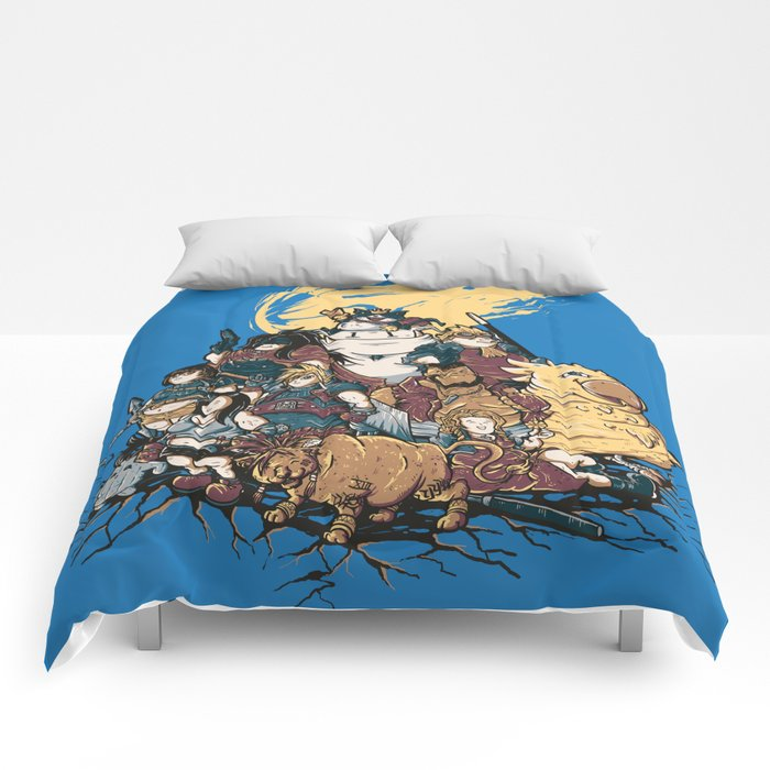 FF7 - FULL FAT 7 Comforters