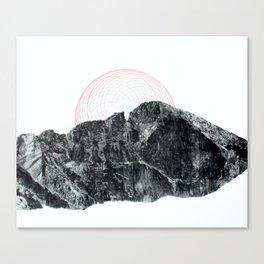Longs Spiro Canvas Print