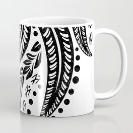 Polynesian Tribal Coffee Mug