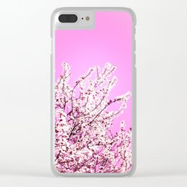 Could Be Pinker Clear iPhone Case