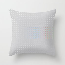 Pattern_B01 Throw Pillow