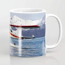 Beaver Float Plane Photography Print Coffee Mug