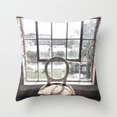 The Chair Throw Pillow