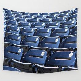 Play Ball! - Stadium Seats Wall Tapestry