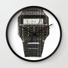 2+2 Wall Clock