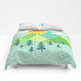 Patchwork Pass Comforters