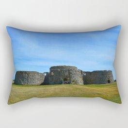 Camber Castle Rectangular Pillow