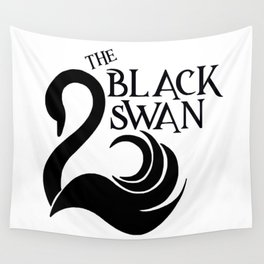 The Black Swan Wall Tapestry