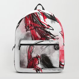 How little we know... Backpack