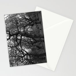 Oak Trees on the March Stationery Cards